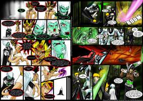 Danny Phantom RebirthCh2:15+16 by slifertheskydragon