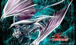 yugioh 5ds Stardust Dragon by slifertheskydragon