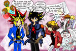 WELCOME NEW YUGIOH CAST-