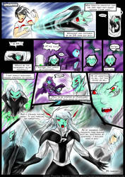 Danny Phantom Rebirth:Ch3 P4 by slifertheskydragon