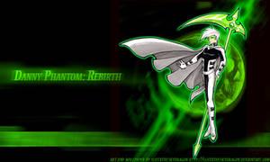 Danny Phantom:Rebirth Wallpapr