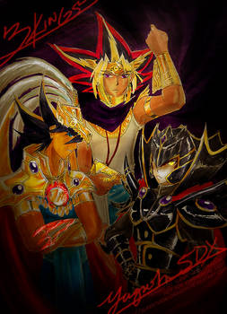 Three Kings of Yugioh