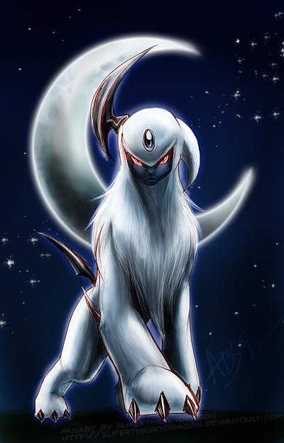 gallery for absol pokemon wallpaper