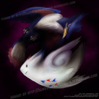 Pokemon - Balance + by slifertheskydragon