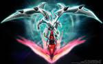 Yusei Fudo : CLEAR MIND v.3 by slifertheskydragon