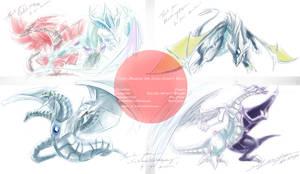 Yugioh Dragons for Japan