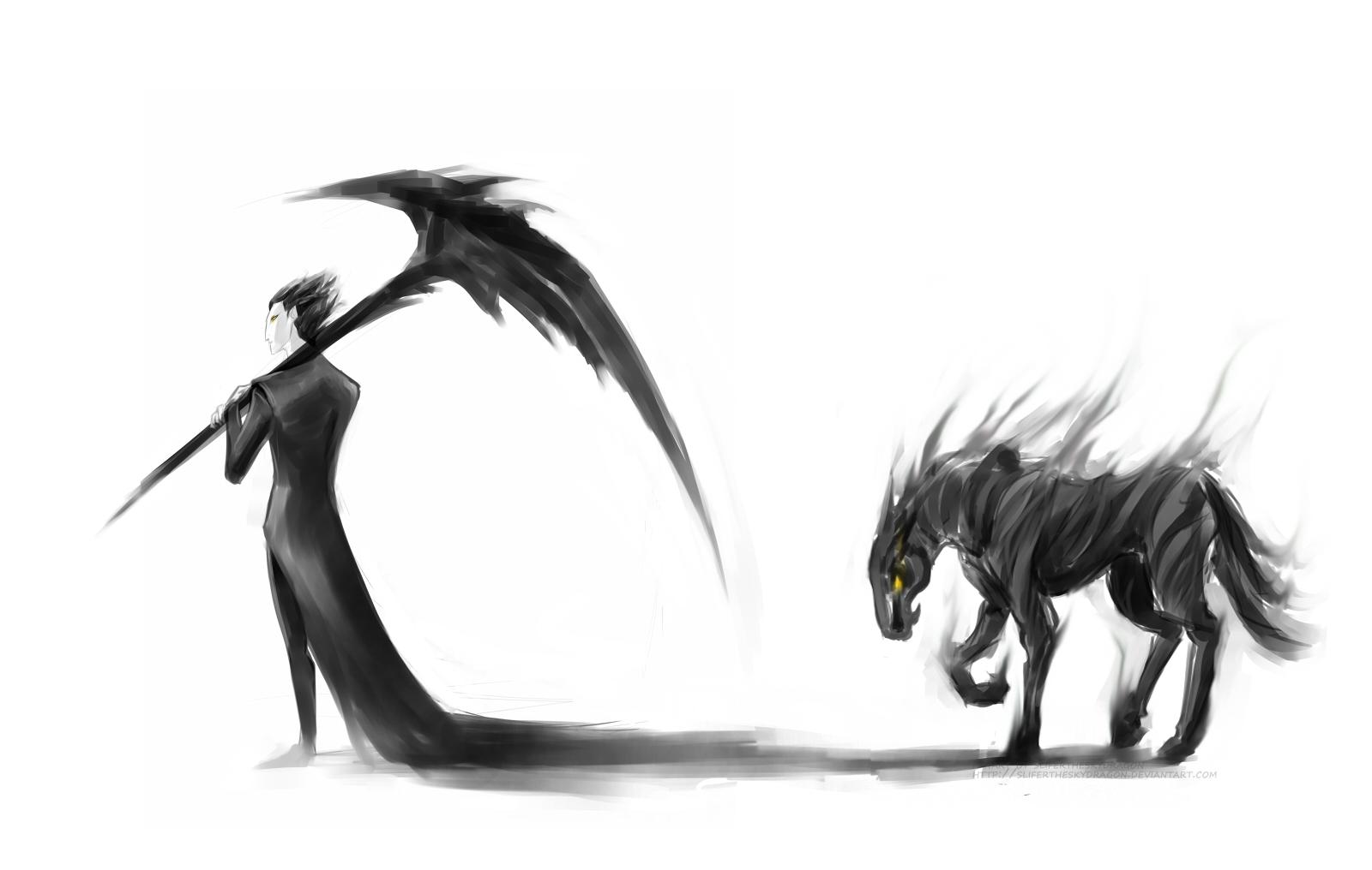 Aura Kingdom |Nightmare Scythe