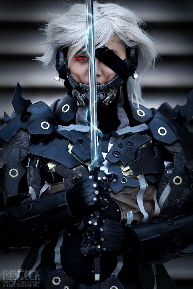 Metal Gear Rising: Revengance - Raiden Cosplay by slifertheskydragon