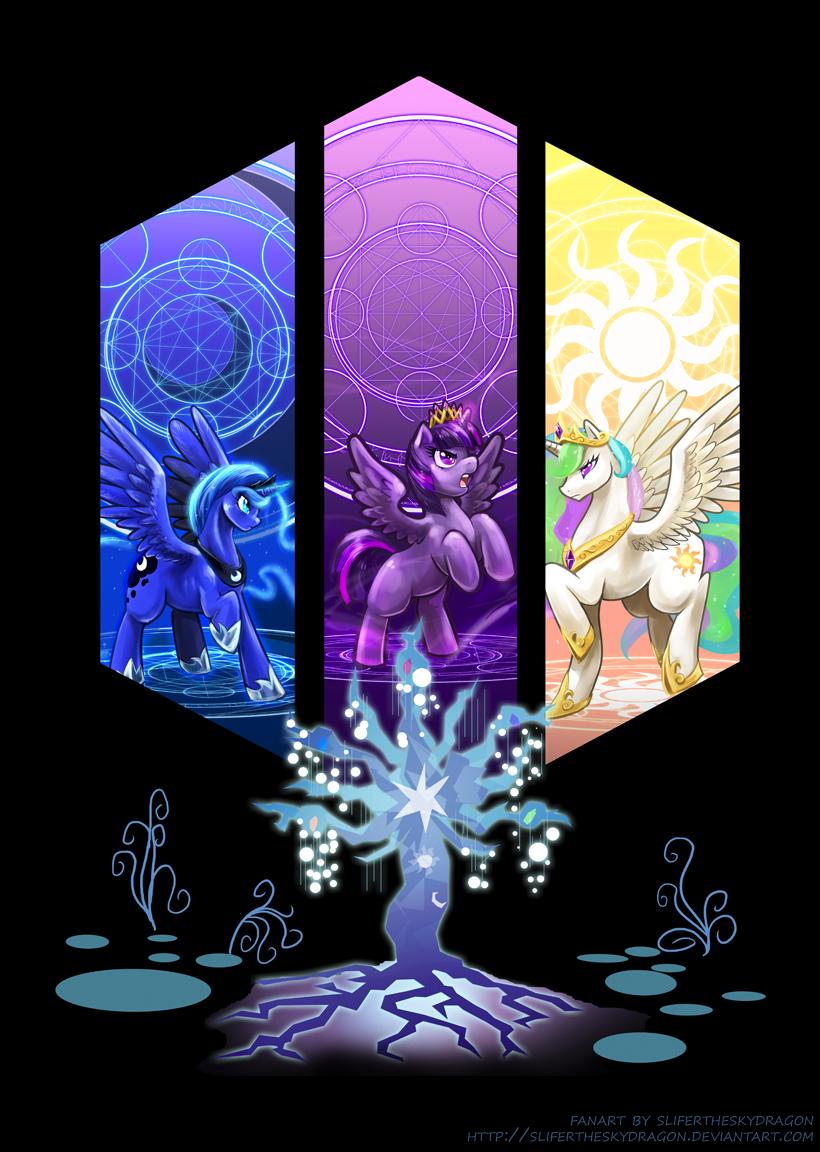 Arcane Princesses