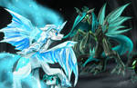 Frightmare Frost vs Chrysalis