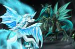 Frightmare Frost vs Chrysalis