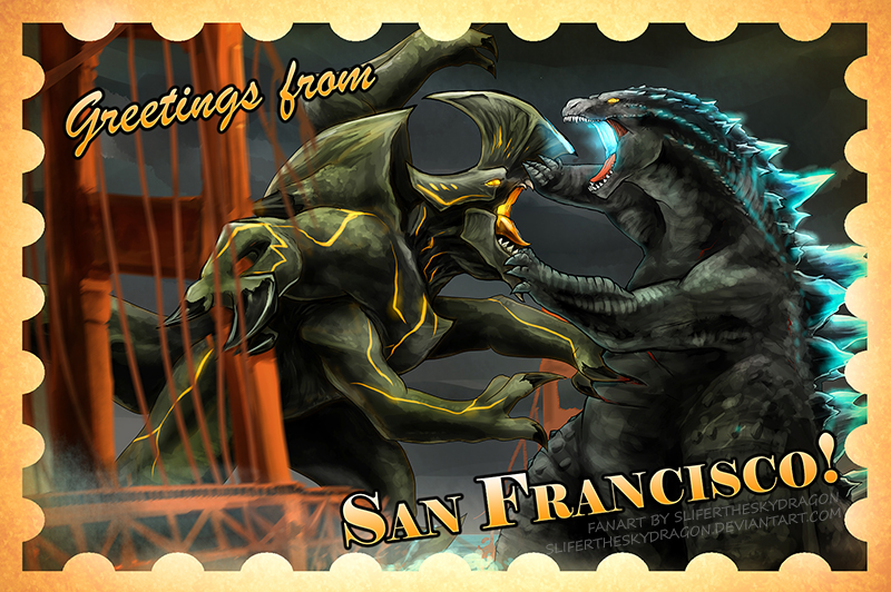Greetings from san francisco by slifertheskydragon on deviantart greetings from san francisco by slifertheskydragon m4hsunfo