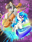 Octavia + DJ-Pon3 = Double BASS