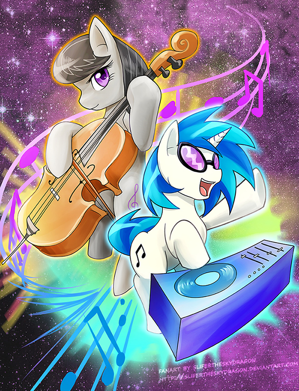 Octavia + DJ-Pon3 = Double BASS