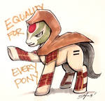 Equality for everypony