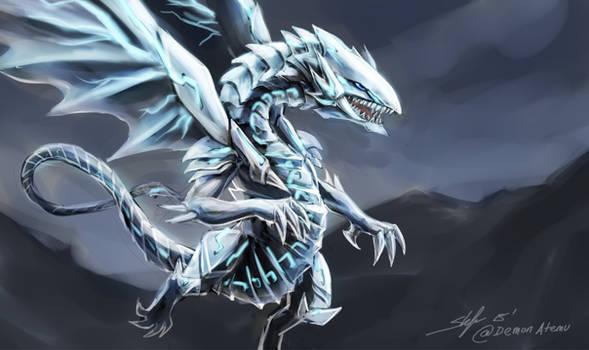 Yugioh 2016 movie - blue eyes white dragon