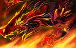 Red Demons Dragon Tyrant