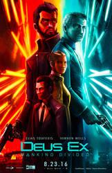 Deus Ex : Mankind Divided 2029 by slifertheskydragon