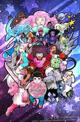 Steven Universe - cosmic family