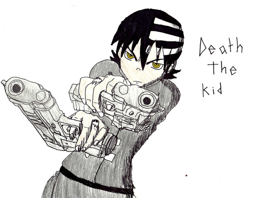 Death the Kid by SantoryuuZoro