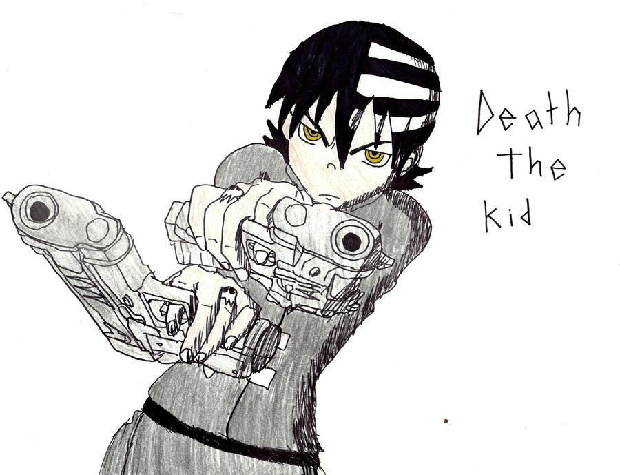 Death the Kid by SantoryuuZoro