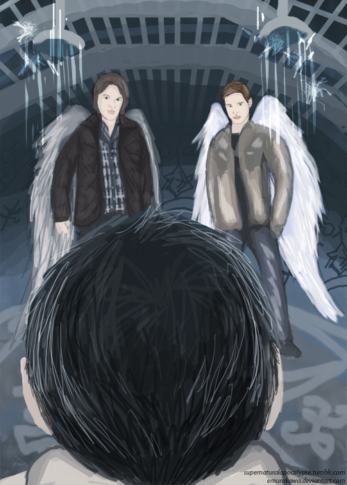 Supernatural Reverse Verse by emurakawa