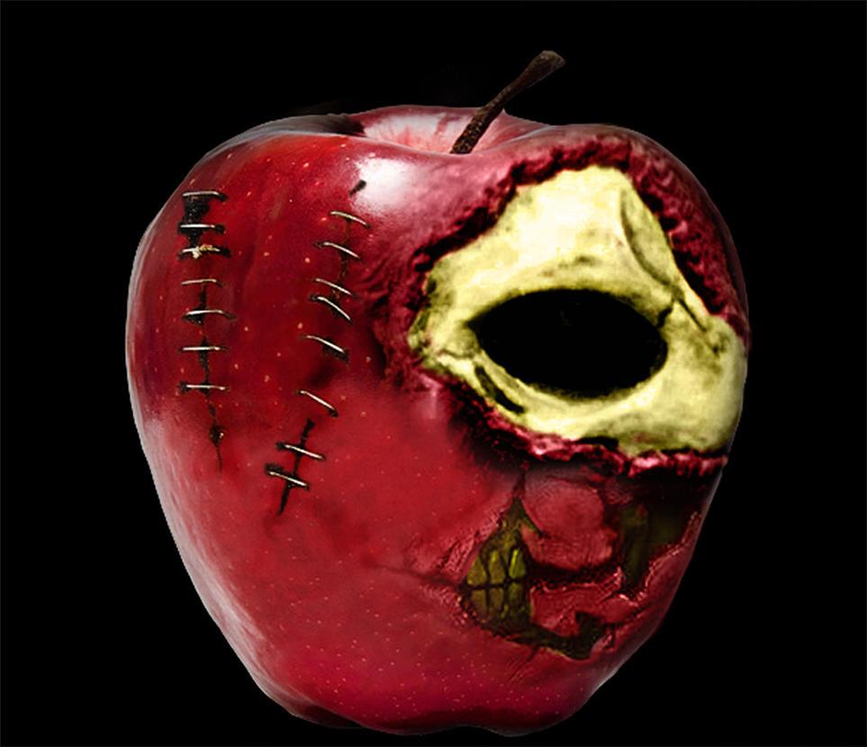 Cinnister Apple by Drakenkaizer