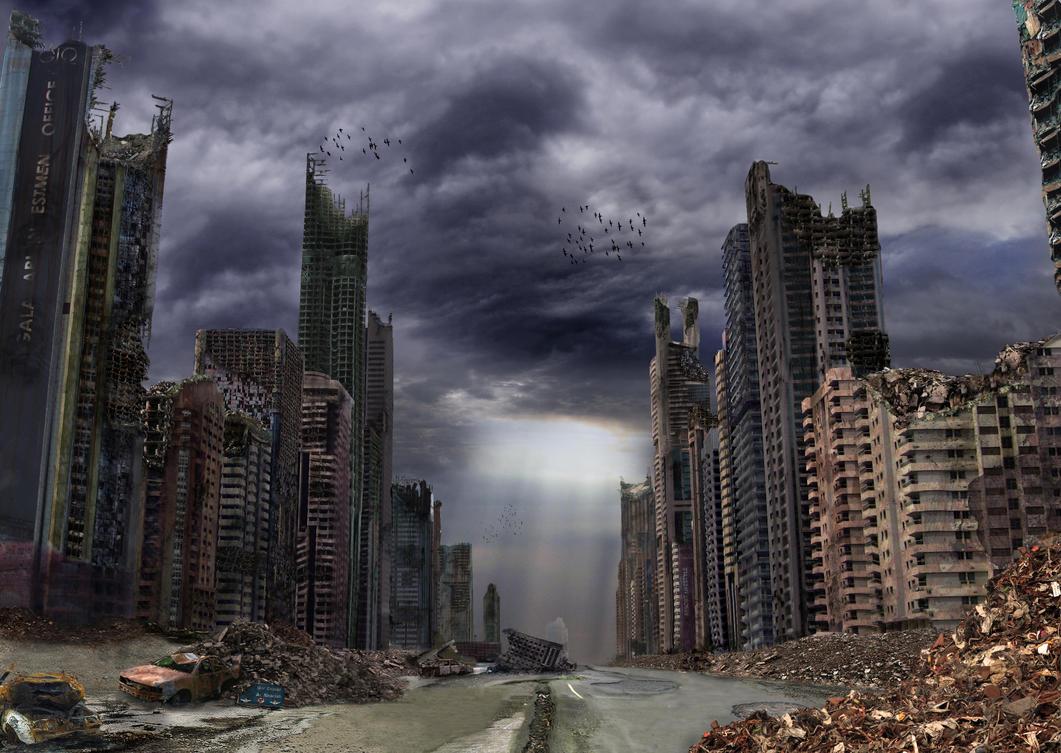 Dubai by YovoYovchev