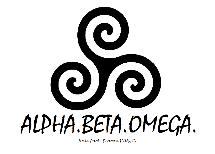 Alpha Omega Beta Werewolf