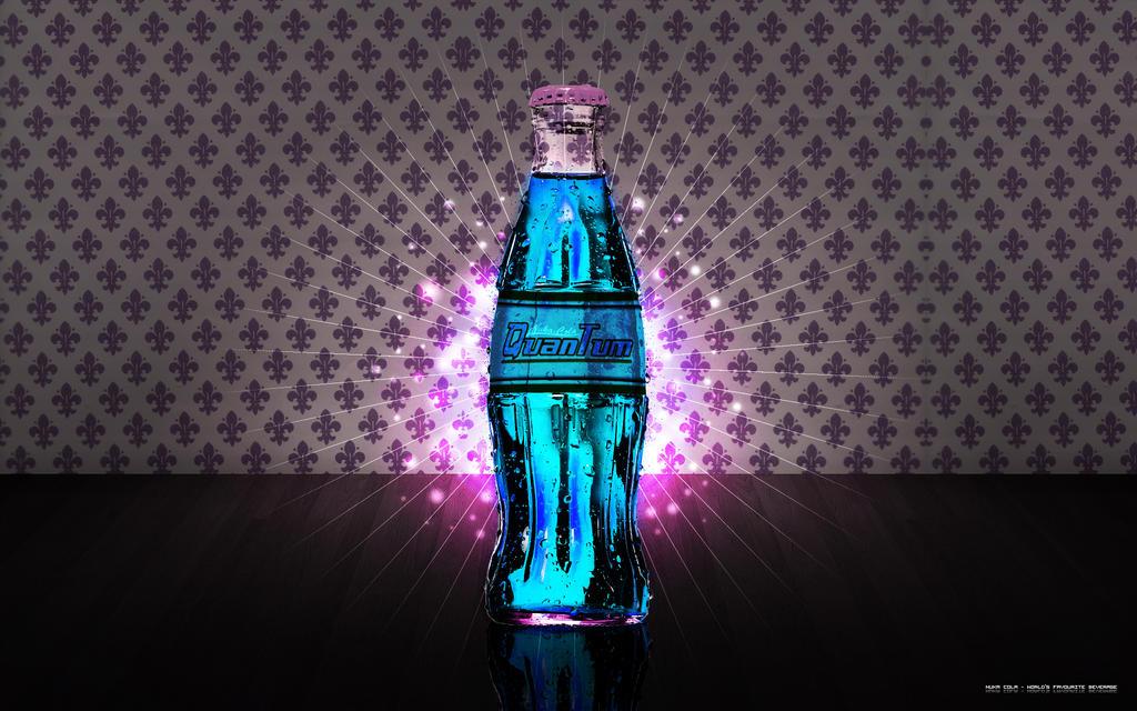 Nuka Cola Quantum HD By AdamMiclea