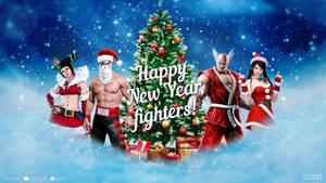 Happy New Year, fighters!