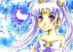 Shoujo Card - Queen Serenity