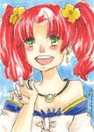Shoujo Card - Nessa by Lahara