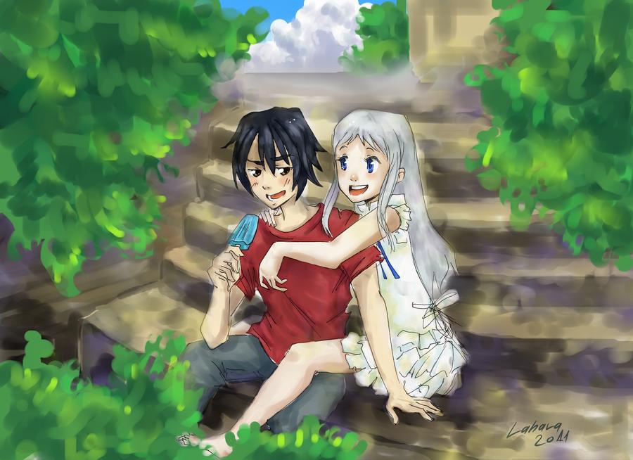 Jintan and She by Lahara