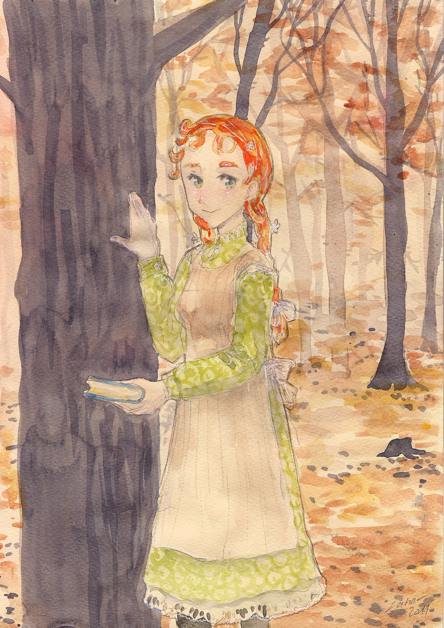 Anne Shirley by Lahara
