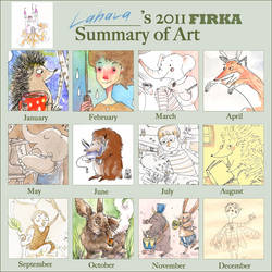2011 summary of Art - FIRKA