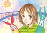 Shoujo Card - Rin by Lahara