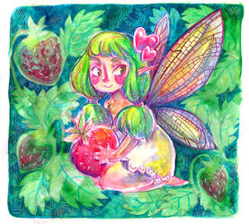 Stawberry Fairy