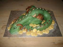 Drake Cake by Naera