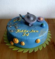 Spacecake by Naera