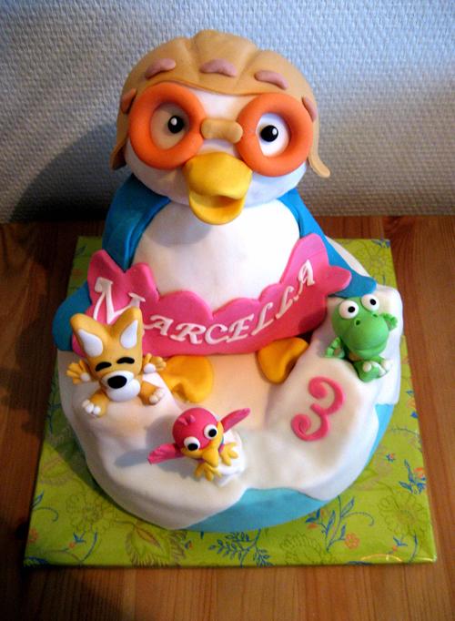 Pororo Cake by Naera