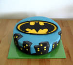 Batman by Naera