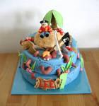 Pirate Birthday by Naera