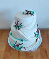 Wedding Event Cake nr 4 by Naera