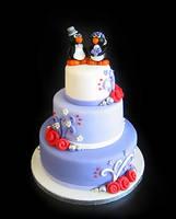 Small Weddingcake by Naera