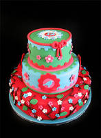 Pip Style Cake by Naera