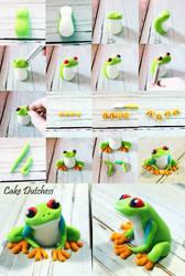 Tree Frog by Naera