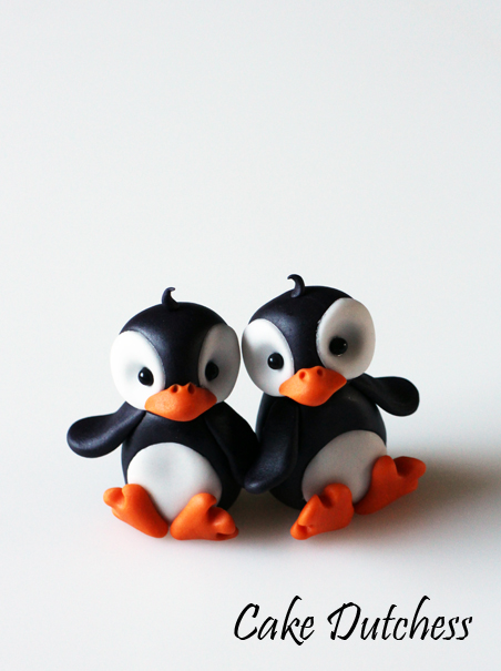 Penguins (with video tutorial) by Naera