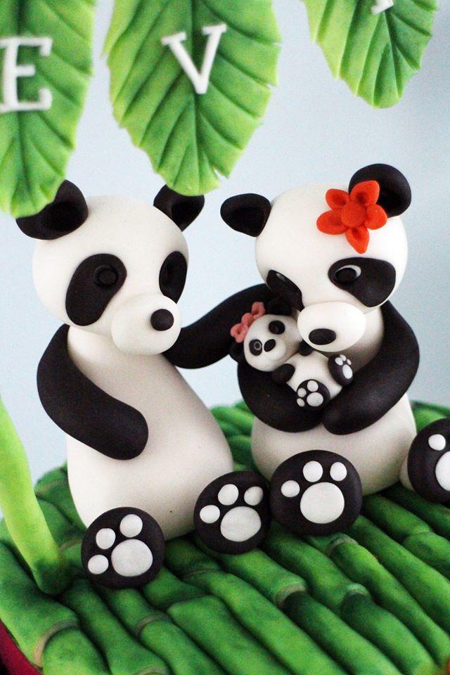 Panda Bears by Naera