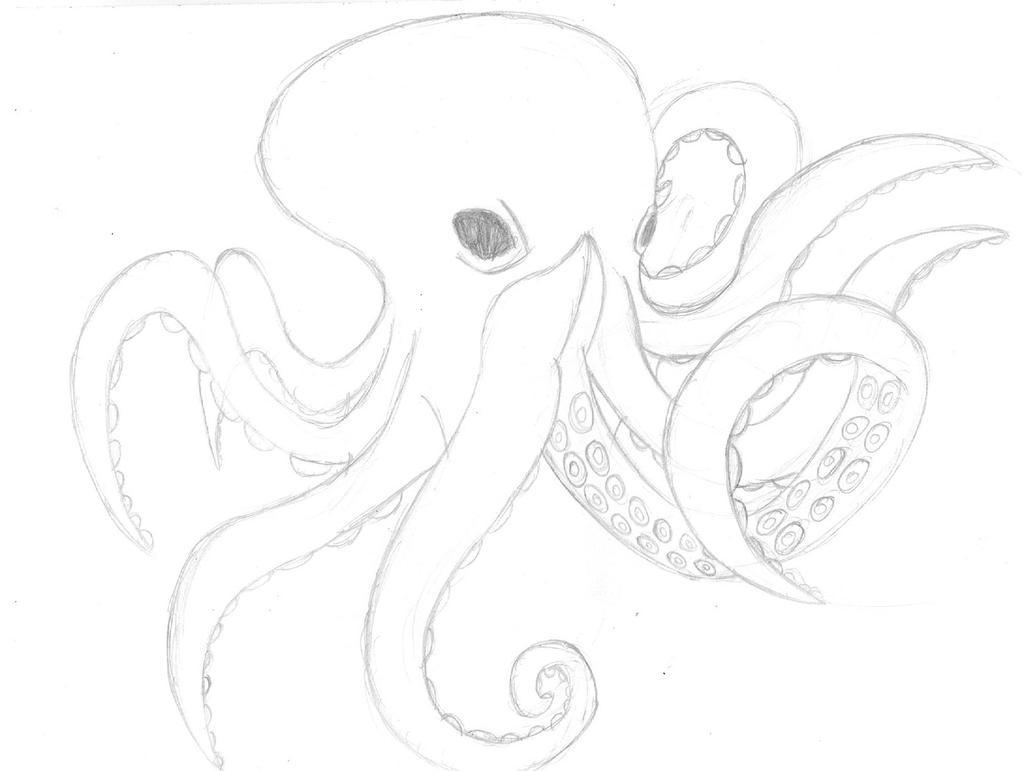 Octopus by KombatMaster94